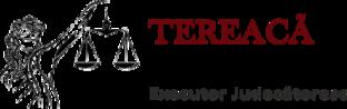 Tereacă Toma Cornel – Executor Judecătoresc Logo